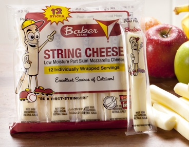 Baker String Cheese