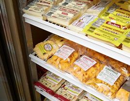 Baker Regular, Light and Smoked String Cheese